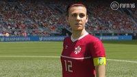 FIFA 16: Frauen- und Männer-Wertungen unterscheiden sich