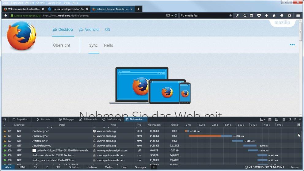 firefox-developer-edition-netzwerkanalyse
