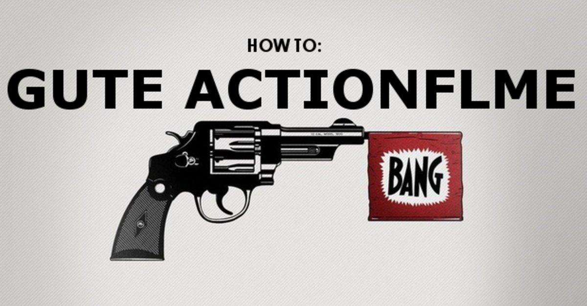 Gute Actionfilme