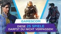 gamescom 2015: Diese 25 Titel dürft ihr nicht verpassen!