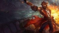 League of Legends: Gangplank ist aus dem Spiel!