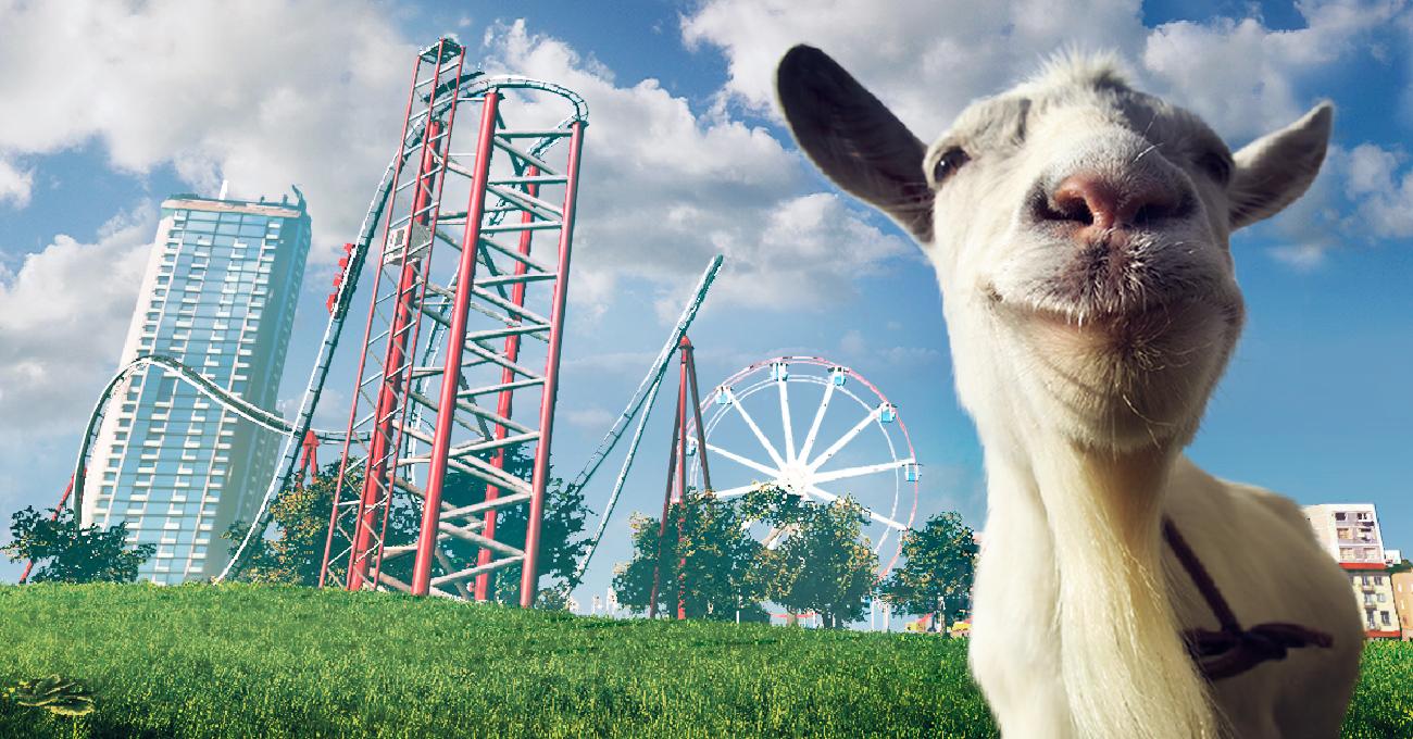 Goat Simulator Alle Ziegen Freischalten So Gehts