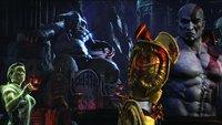 God of War 3 Remastered: Minotaurenhörner - Fundorte in der Übersicht