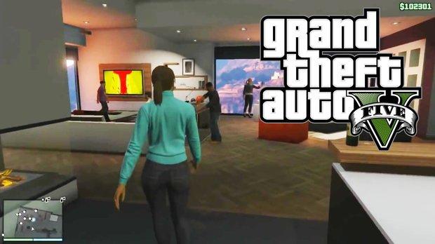GTA 5: Geheime Orte - so findet ihr das versteckte Apartment