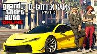 GTA 5 Ill-Gotten Gains Part 2: Fahrzeuge, Waffen und Radiosender - Alle neuen Inhalte des DLC