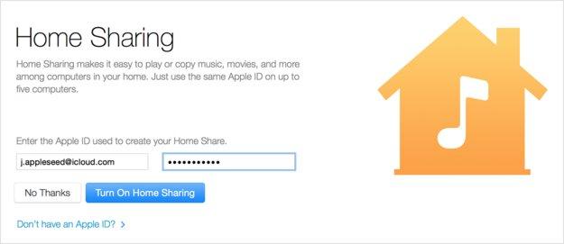 Home Sharing kommt im iOS 9 zurück