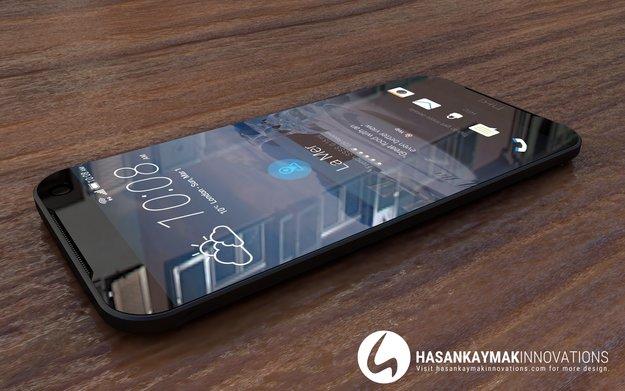 HTC Aero: Wunderschönes Konzept zum kommenden Smartphone-Flaggschiff