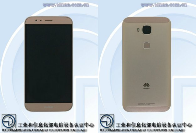 Huawei G8 zertifiziert: Schicke Mittelklasse in Metall