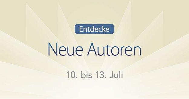 """""""Entdecke neue Autoren"""": Vier kostenlose Titel im iBooks-Store"""