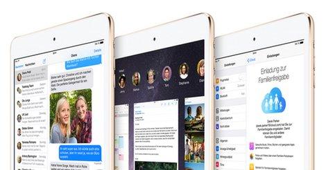 iPad mini 4 angeblich mit Air-2-Ausstattung, iPad Air 3 noch 2015