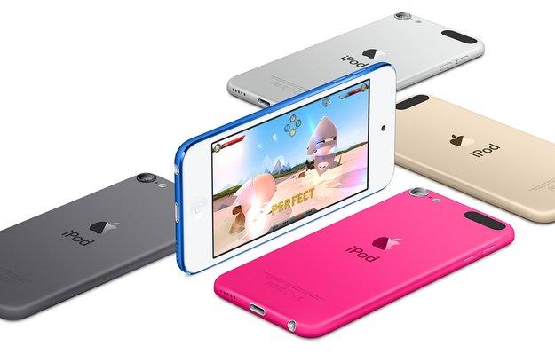 Apple präsentiert neuen iPod touch, iPod nano und iPod shuffle