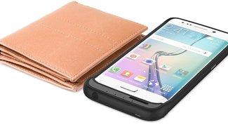 Samsung Galaxy S6 (edge): microSD-Slot und Zusatzakku dank Case
