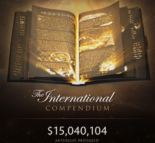 DotA 2: Über 15 Millionen US-Dollar Preisgeld für E-Sport-Turnier