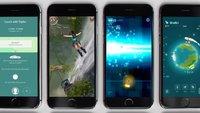 Neuer iPhone-6-Spot bewirbt App Store