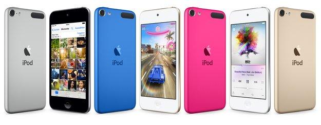 Neuer iPod touch ist sechsmal so schnell wie Vorgänger