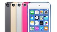 iPod touch 2015: 6. Generation mit Apple A8 und besserer Kamera