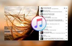 Wiedergabeliste in iTunes mit...