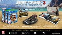 Just Cause 3: So sieht die Collector's Edition aus