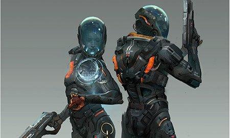 Mass Effect - Andromeda: Die Infos zum Spielercharakter (so far)