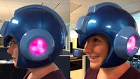 Mega Man: tragbarer Helm kommt offiziell auf den Markt