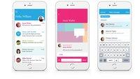 """Mit Microsoft """"Send"""" chatten iPhone-Nutzer per E-Mail im WhatsApp-Stil"""