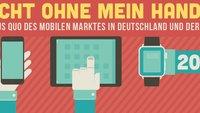 Top 10: Fakten über den Smartphone-Markt in Deutschland und der Welt