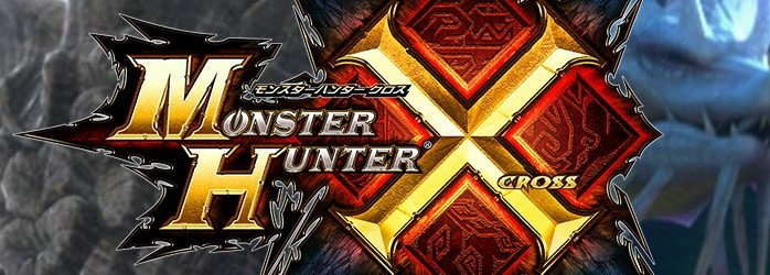 monster hunter x banner