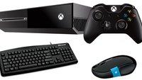 Xbox One: Konsole mit Maus und Tastatur bedienen