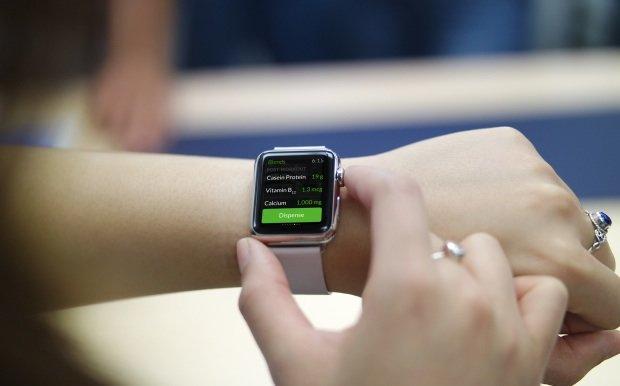 Apple Watch hilft beim automatischen Mixen personalisierter Fitness-Drinks