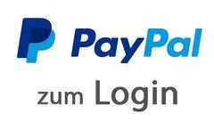 paypal login ändern