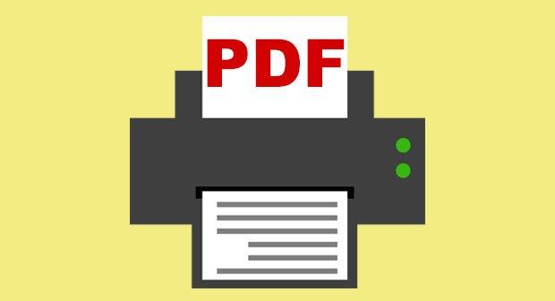 Lösung: PDF lässt sich nicht drucken