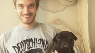 PewDiePie: 6,7 Millionen € durch YouTube verdient
