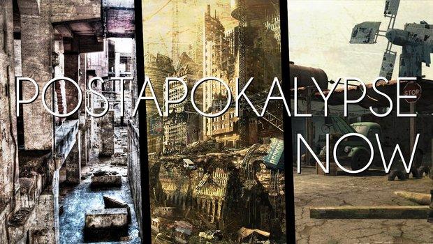 Die besten Postapokalypse-Spiele, die ihr vor der Apokalypse spielen solltet