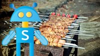 Shashlik: KDE-Linux führt Android-Apps bald nativ aus