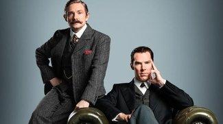 Sherlock Winter Spezial: Comic-Con Trailer versüßt uns die Wartezeit