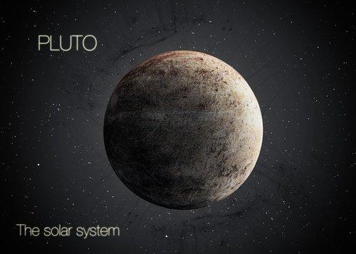 Bildergebnis für pluto planet