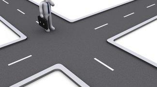 Was ist außerorts auf Vorfahrtstraßen erlaubt?
