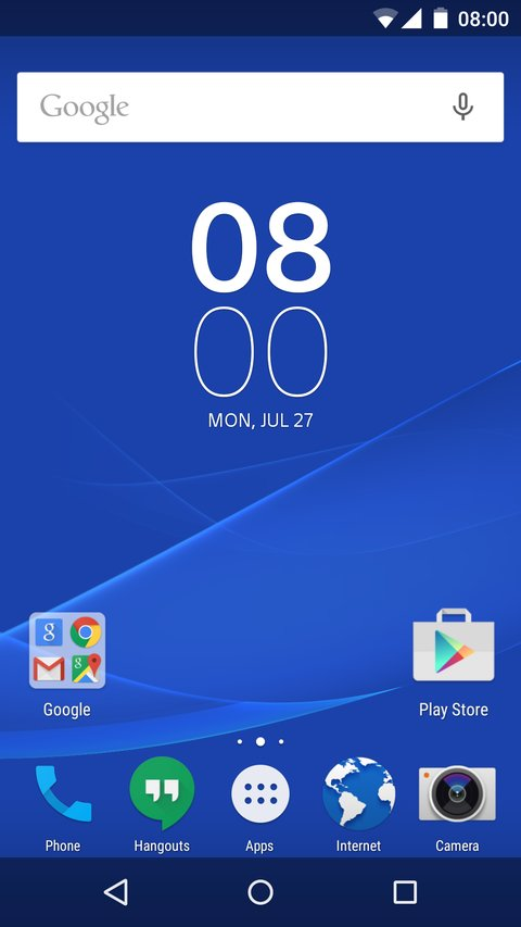 sony-xperia-new-ui-beta-homescreen