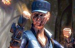 Mortal Kombat X: Sonya Blade...