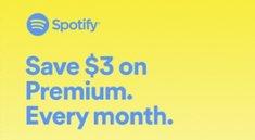 """Spotify appelliert an iOS-Nutzer: """"Umgeht den App Store, und spart Geld"""""""