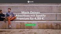Spotify Student: Anmeldung, Bedingungen, Nachweis und Laufzeit