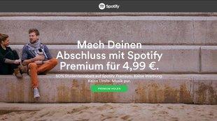 Spotify Bedingungen