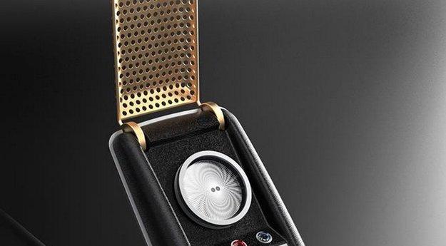 Star Trek: Bluetooth-Communicator für's Smartphone vorgestellt