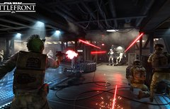 Star Wars Battlefront: Beta!...
