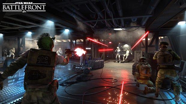 Star Wars - Battlefront: Seht hier den neuen Spielmodus im Trailer!