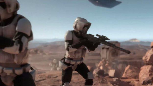 Star Wars Battlefront: Server-Browser? Fehlanzeige!