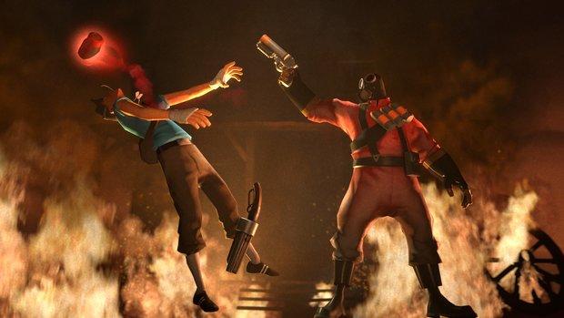 Team Fortress 2: Update Gun Mettle mit neuem Inhalt