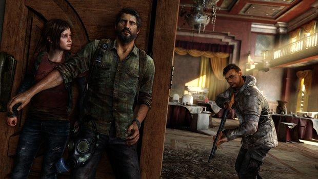 The Last of Us 2 befindet sich definitiv noch nicht in der Entwicklung