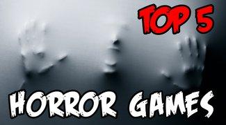 Top 5 Horror Games: Auf diese Schocker lohnt sich das Warten!