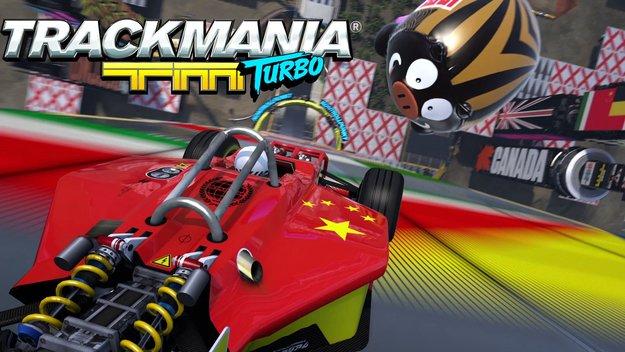 Trackmania Turbo: Der Ubisoft-Titel wird sich etwas verspäten